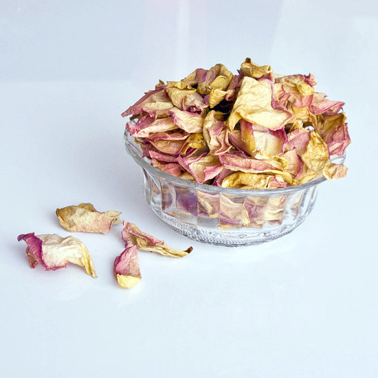 Homemade Rose Petal Potpourri