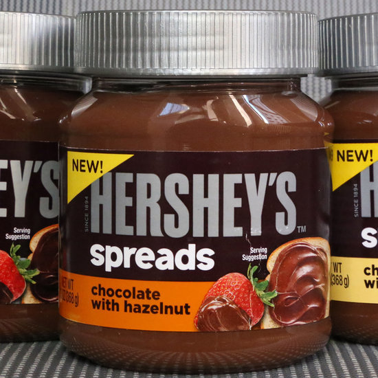 Hershey's Chocolate Spreads Review
