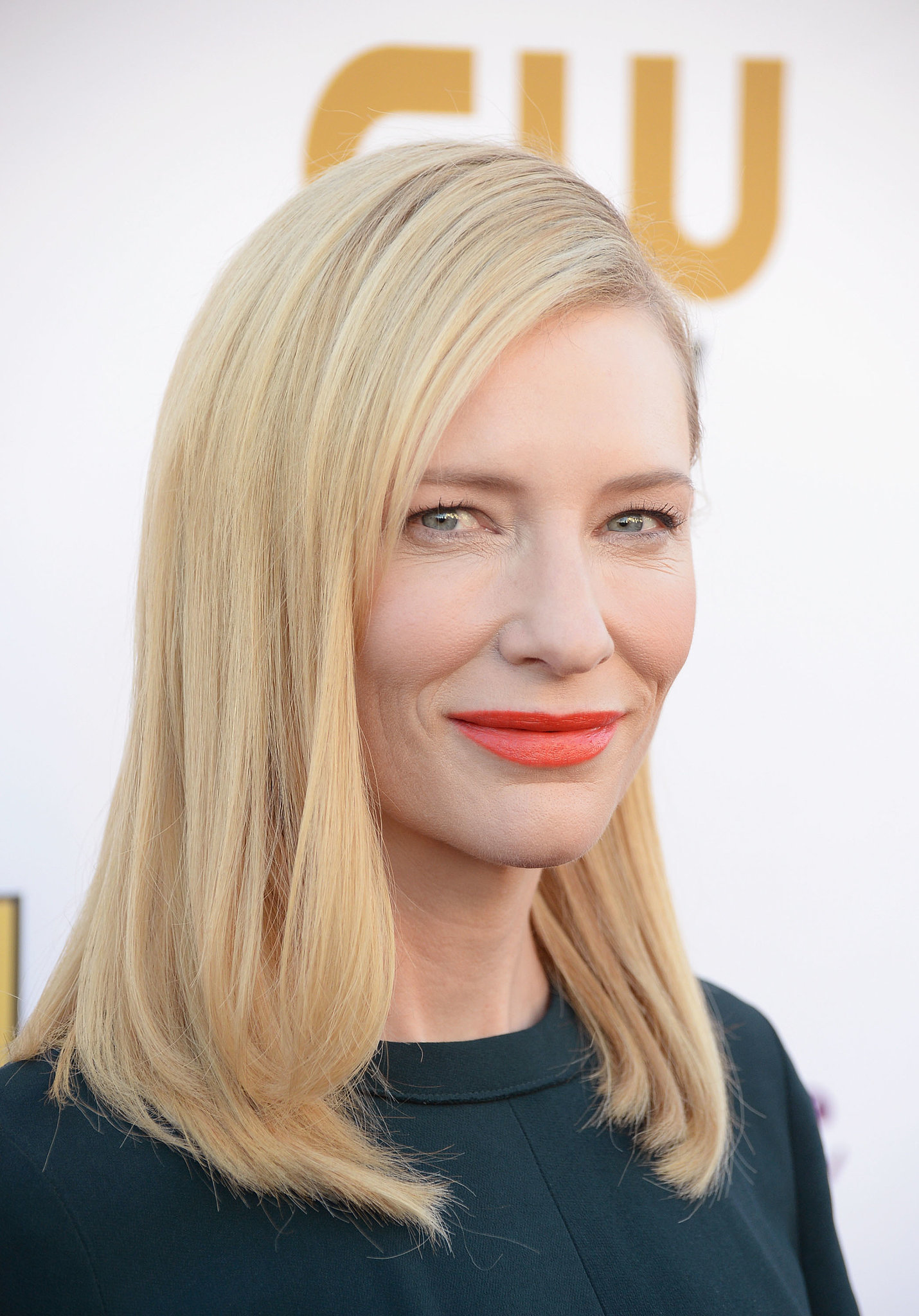 Cate Blanchetts Bob Haircut   InStyle.com