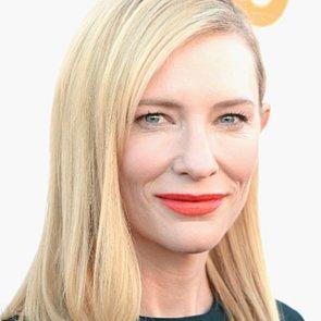 Cate Blanchett Hair and Makeup   Critics' Choice Awards 2014