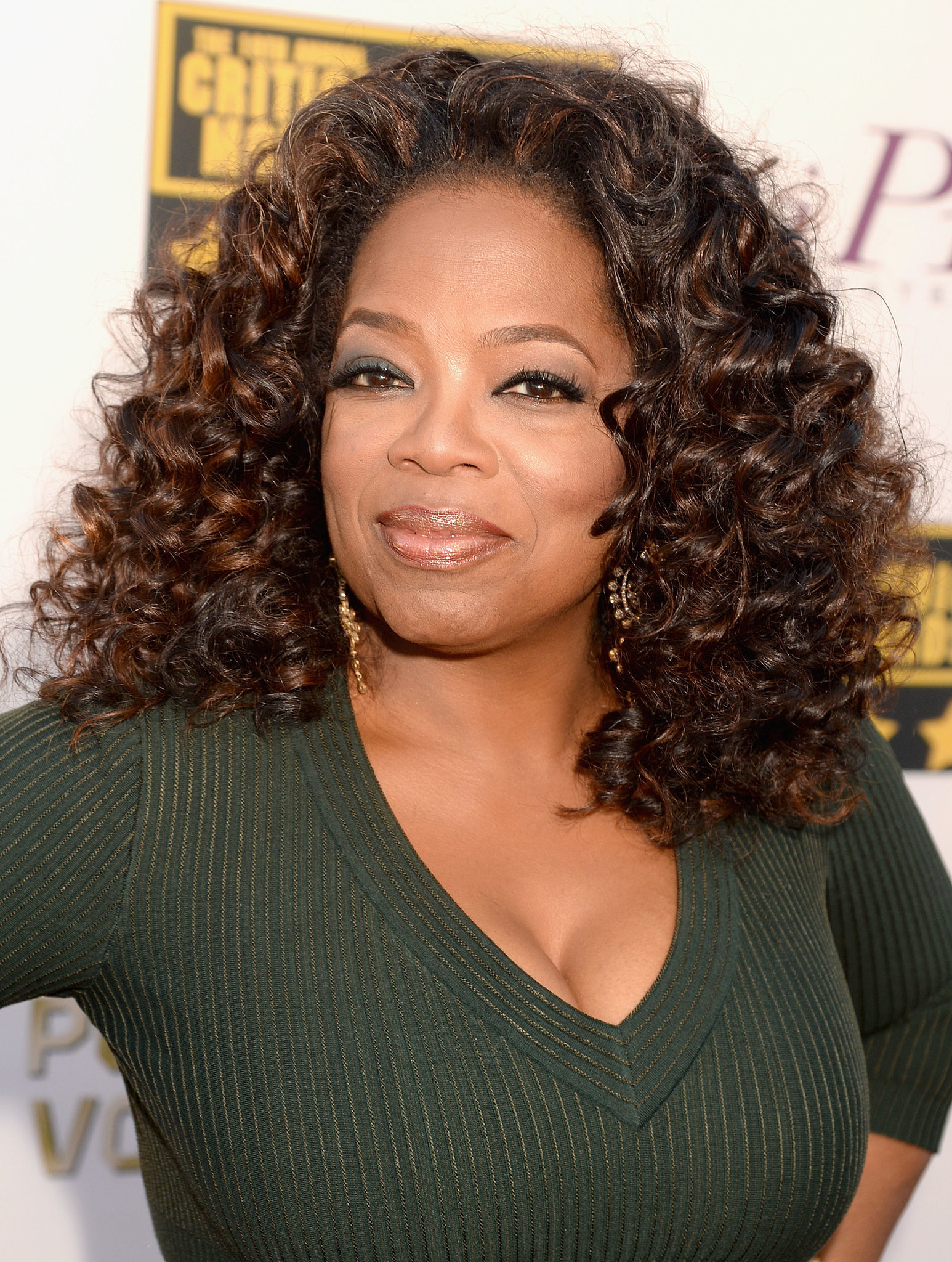 Oprah Winfrey 360 Degrees Of All Out Glamour At The