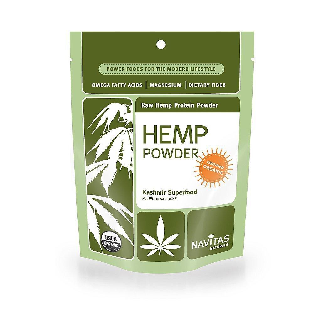 Navitas Naturals Organic Hemp Protein Powder