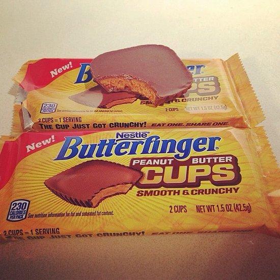 Butterfinger Reveals Crunchy Peanut Butter Cups