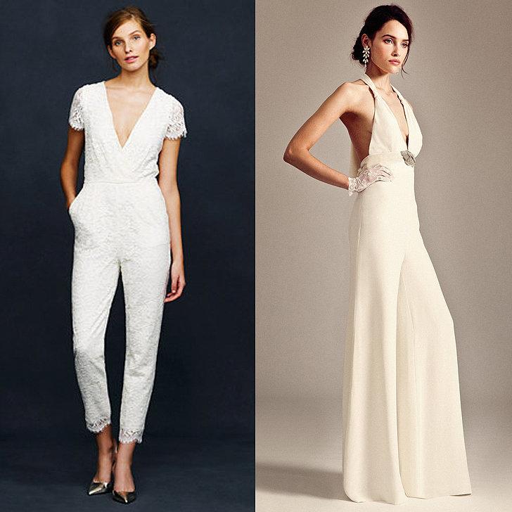 Bridal Jumpsuit Trend | POPSUGAR Fashion Australia