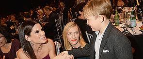 Cate Blanchett Brings Her Son to Awards Season