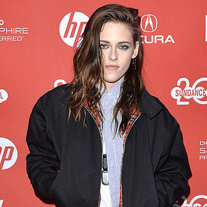 Kristen Stewart's Braided Undercut At 2014 Sundance