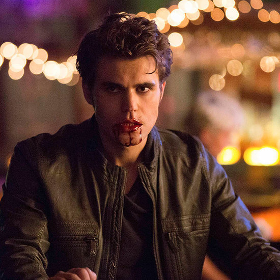 Paul Wesley Vampire Diaries Interview | January 2014