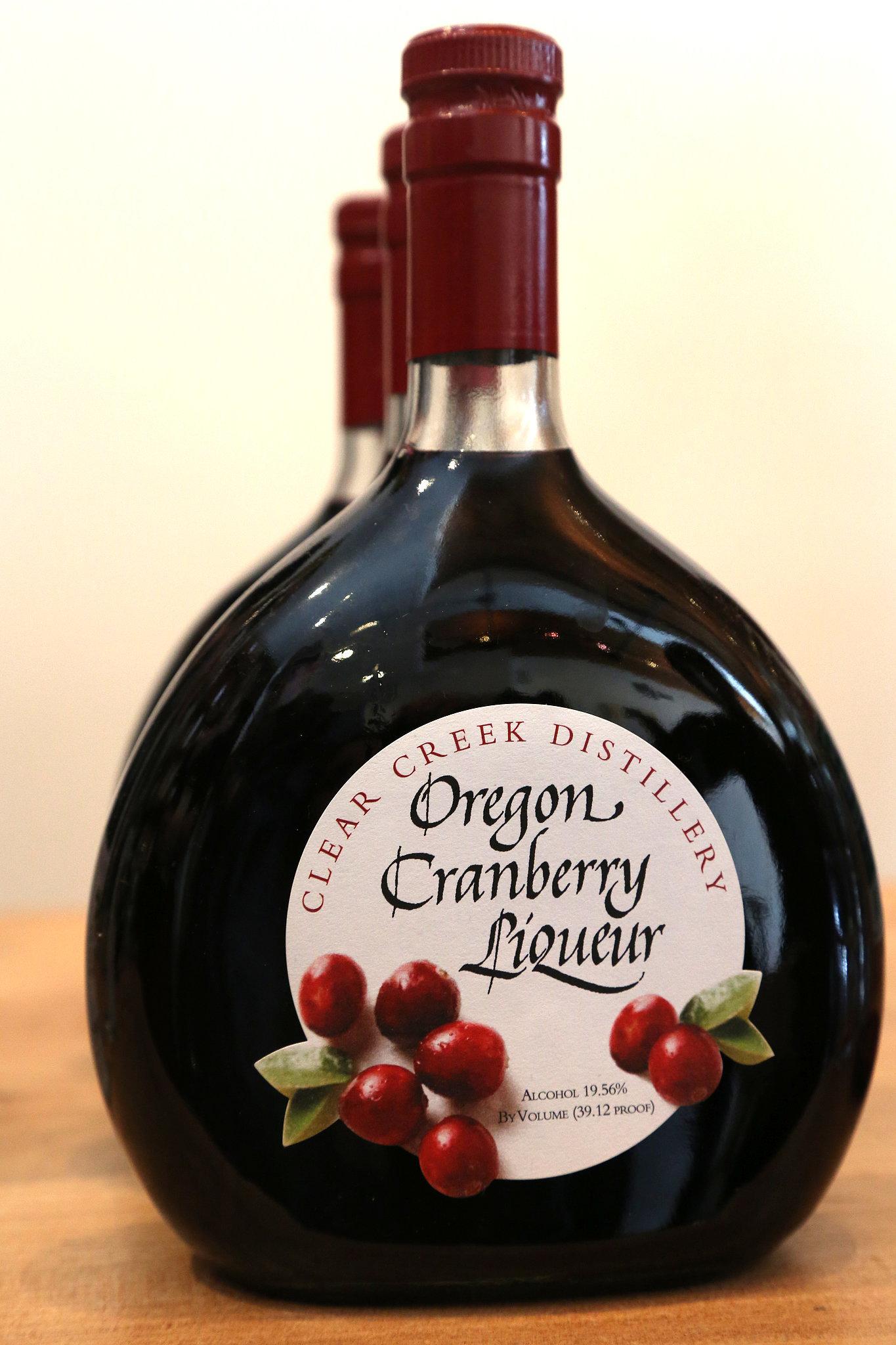 Clear Creek Distillery Oregon Cranberry Liqueur   8 Unusual Finds at ...