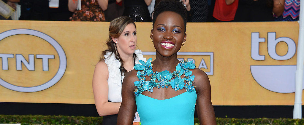 Does Lupita Nyong'o Have Your Attention?