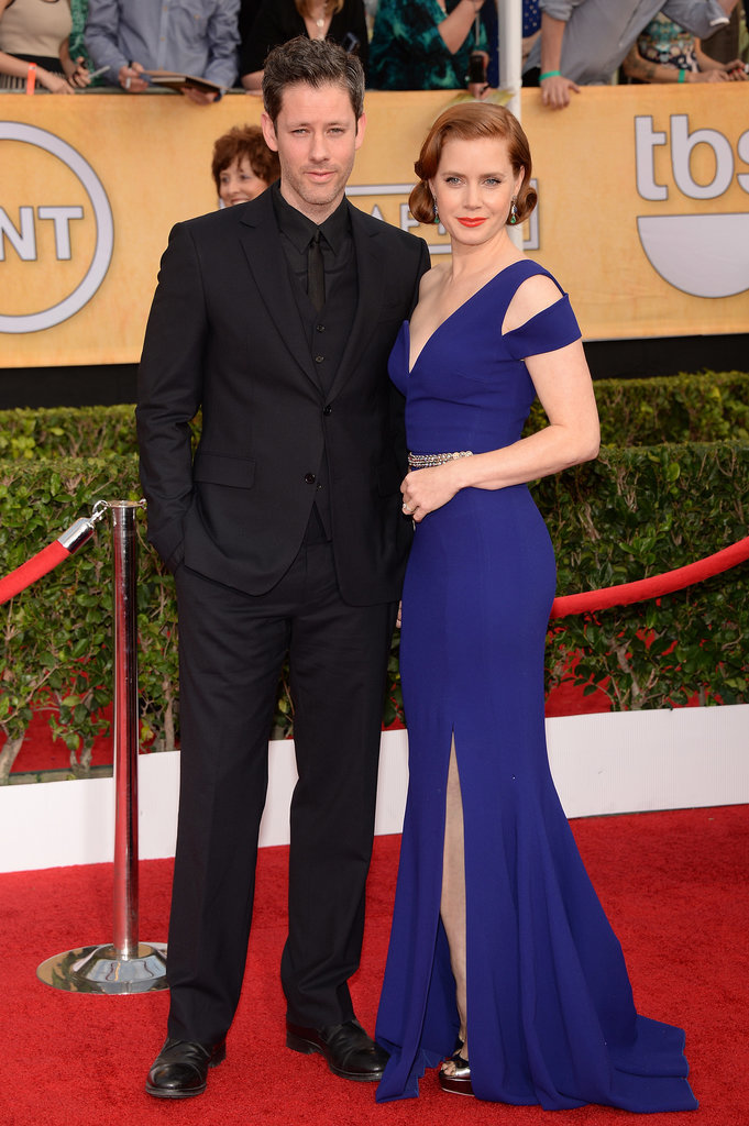 Amy Adams attended the...