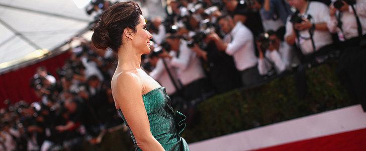 Do You Gravitate Toward Sandra Bullock's Lanvin Dress?