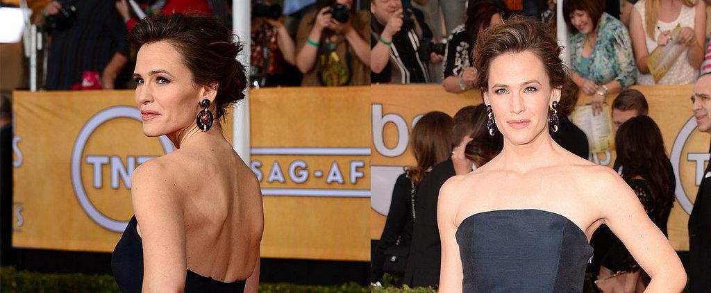 Does Jennifer Garner Make You Want to Keep It Simple?