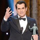 Ty Burrell's SAG Awards Acceptance Speech 2014