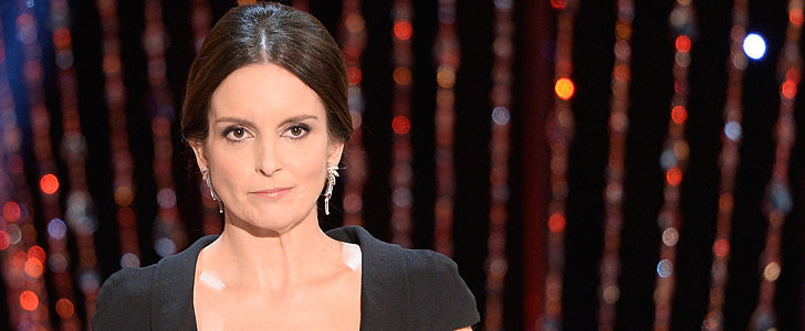 Was Funny Lady Tina Fey Too Serious on the Red Carpet?