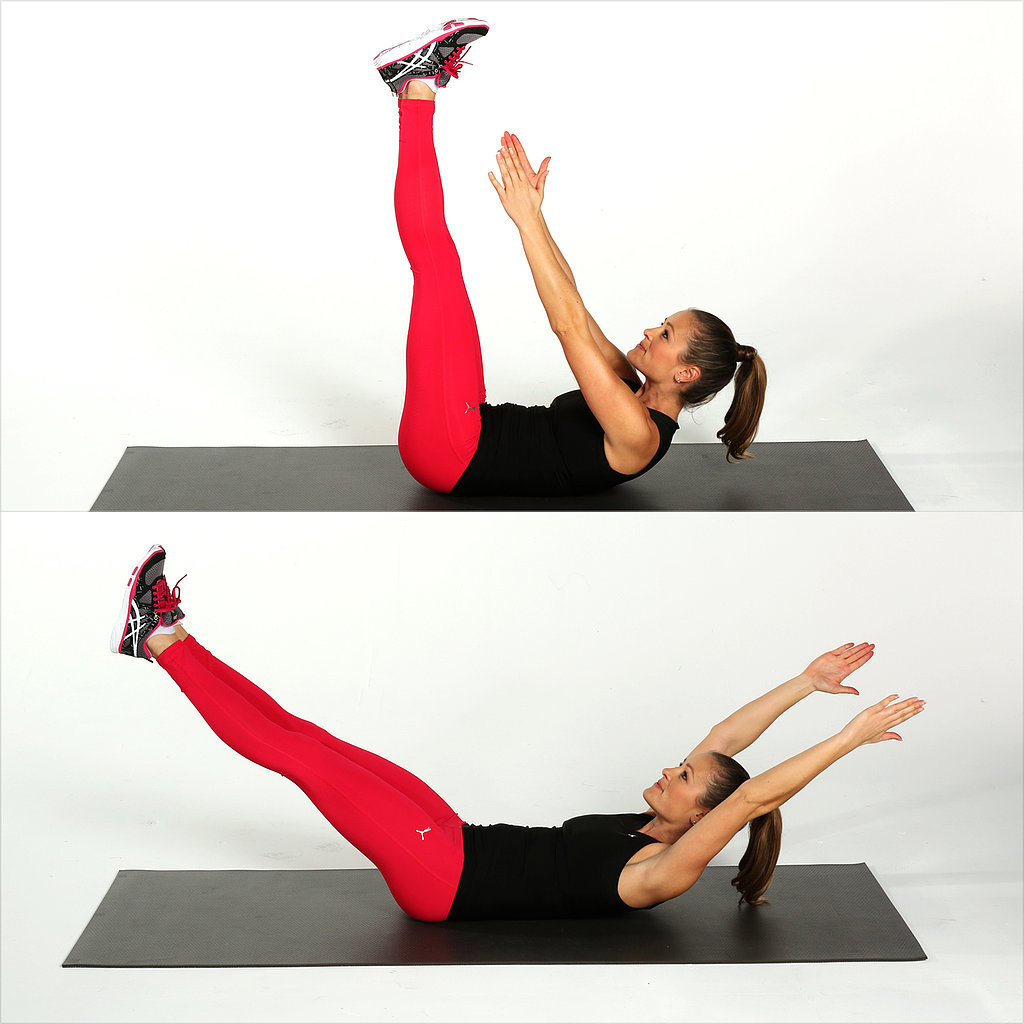 Calorie-Torching Plyo Workout With Weights
