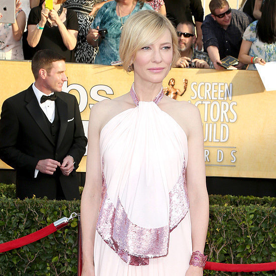 Live 2014 SAG Awards Red Carpet Pictures