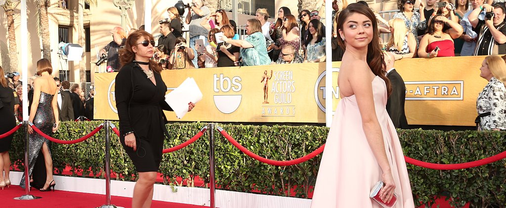 Sarah Hyland on the Drama That Surrounded Her SAG Awards Gown