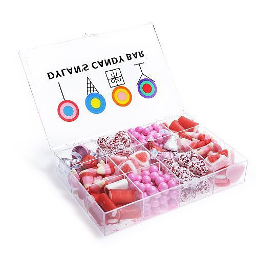 Dylan's Candy Bar Valentine's Day Tackle Box