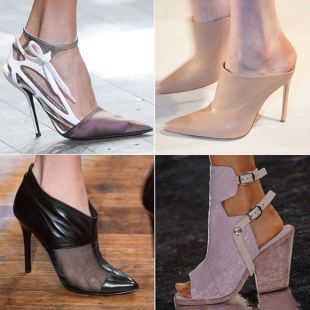 The 5 Spring Shoe Trends You Need to Try On Now