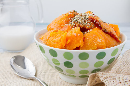 Masala Chai Squash Porridge