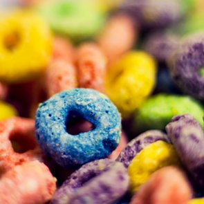 Froot Loops Are the Same Flavor