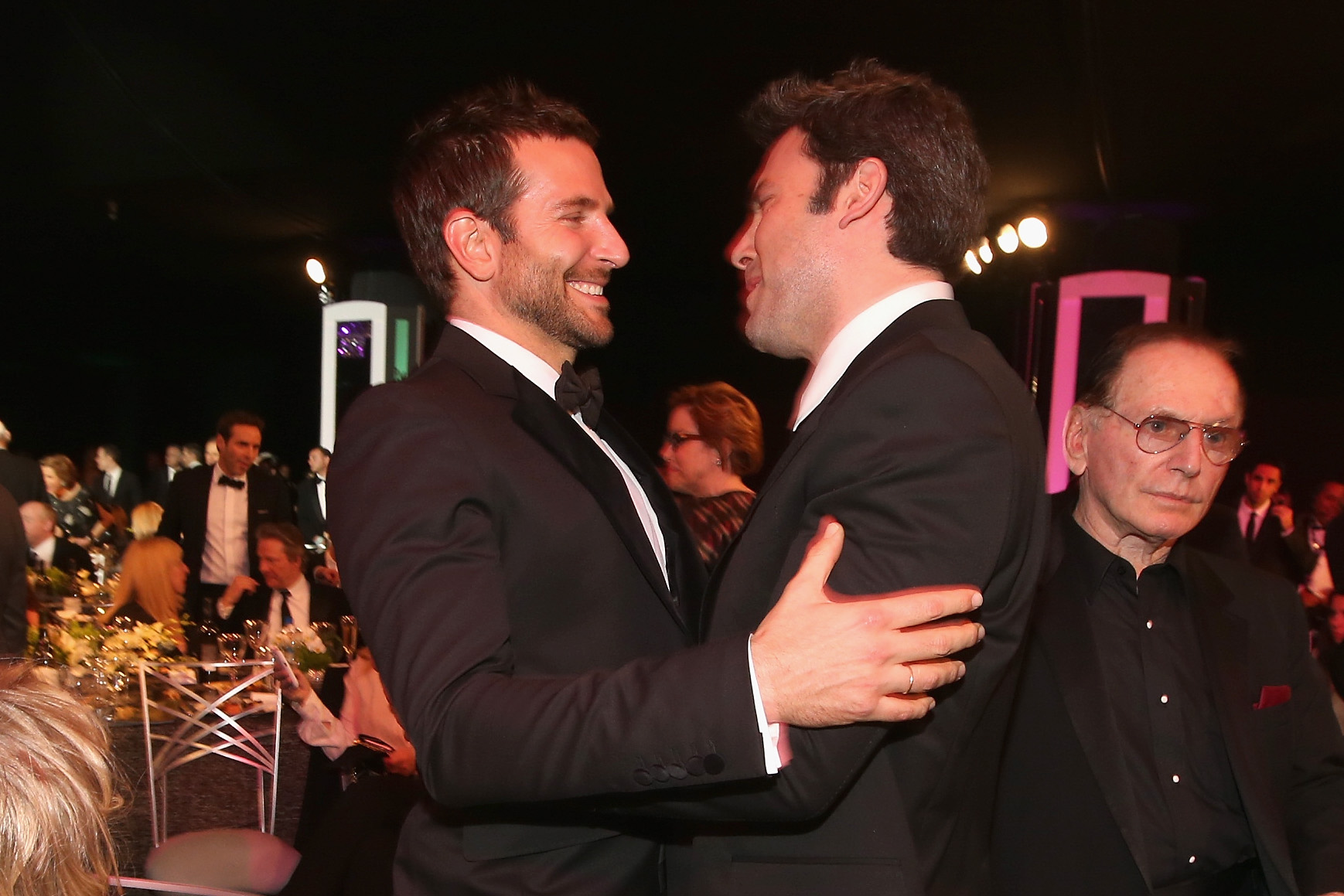 But It Didn't Stop Them From a Repeat Performance at the SAG Awards