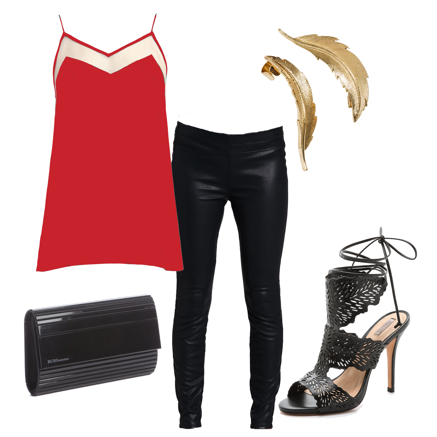 Valentine's Day Date Outfit