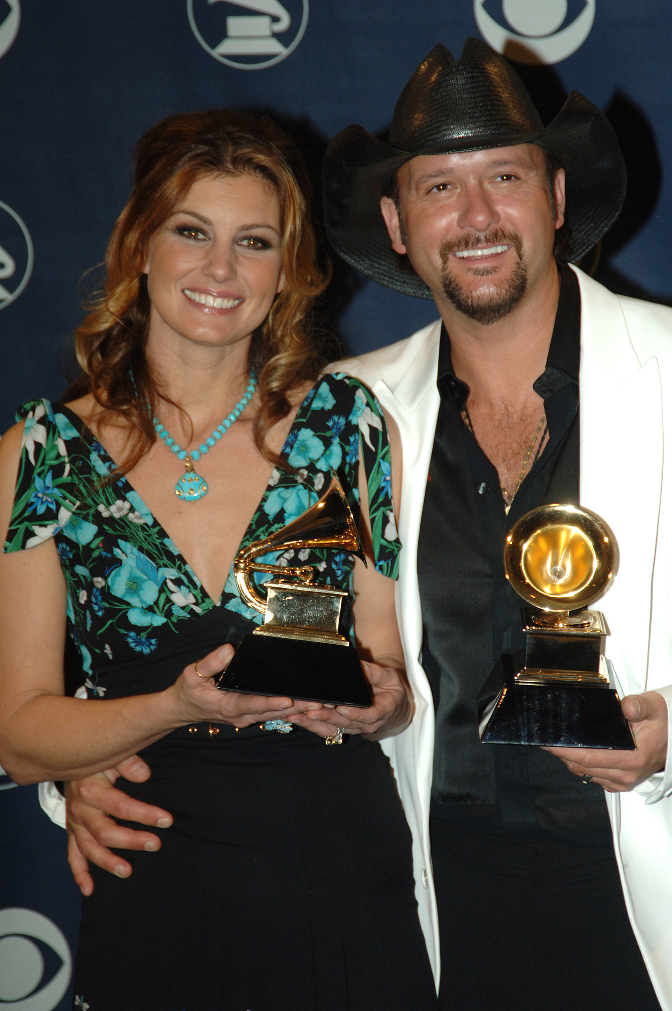 Faith Hill and Tim McGraw, 2006