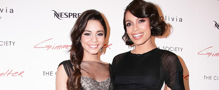 Here's What Vanessa Hudgens and Rosario Dawson Wear to the Movies