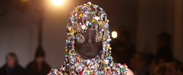 Would You Rather See the Models' Faces at Maison Martin Margiela?