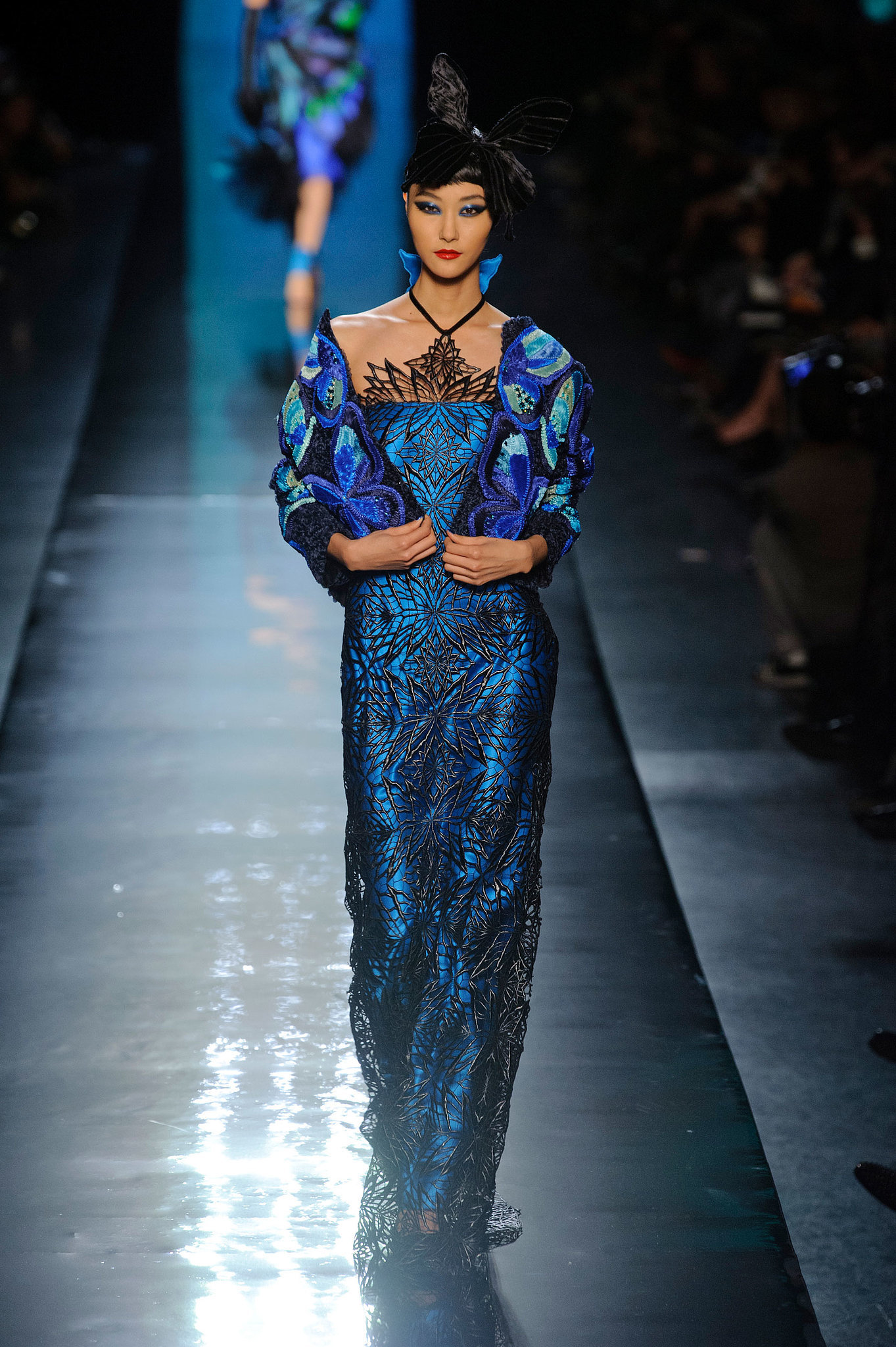 Jean paul gaultier haute couture spring 2014 jean paul for Jean paul gaultier clothing
