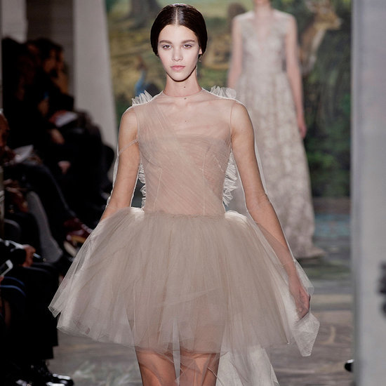 Valentino Haute Couture Gives Us a Whole Other Kind of Swan Song