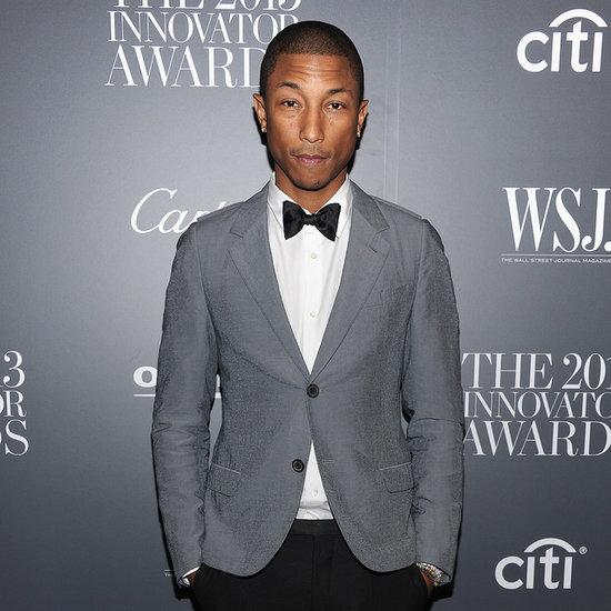 Pharrell Williams Joins Future Music Festival 2014