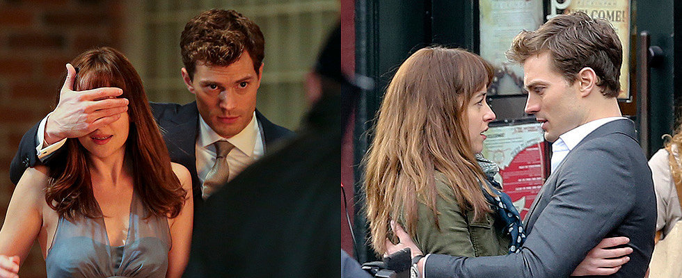 All the Pictures From the Fifty Shades of Grey Movie Set So Far
