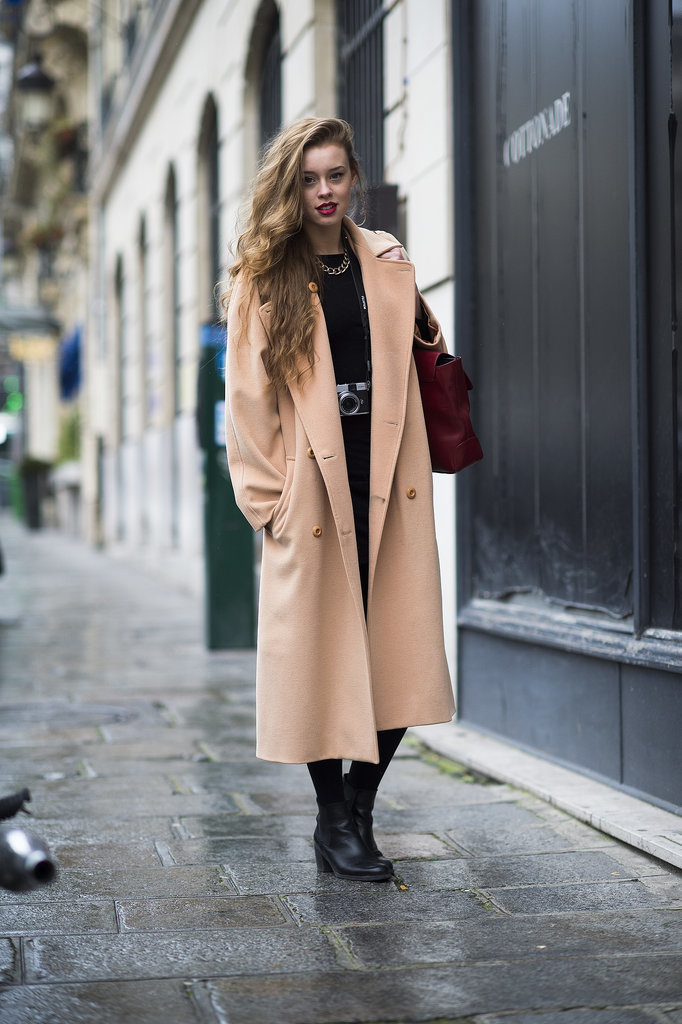 There's nothing that can tie together a look quite like a coat.  Source: Le 21ème | Adam Katz Sinding
