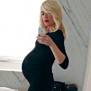Gwen Stefani's Pregnant Selfie Is Picture-Perfect!