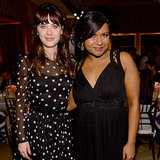 Zooey Deschanel at the 2014 Elle Women in TV