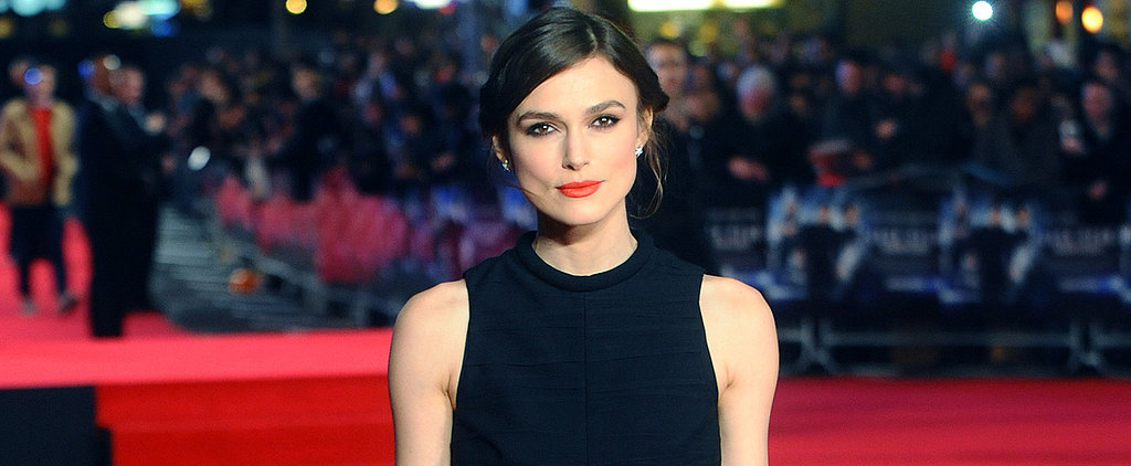 Keira Knightley Made a Serious Sacrifice For Chanel