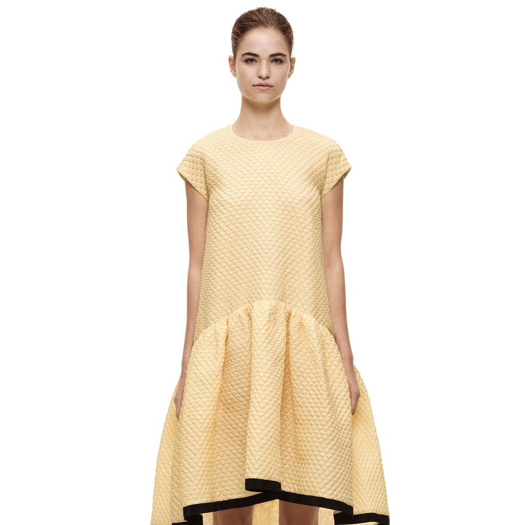 Victoria by Victoria Beckham Oversized Skirt Dress | Review