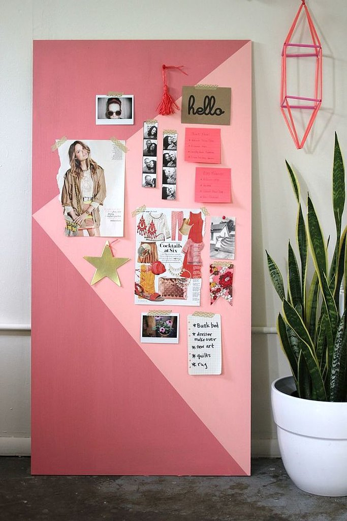 Life-Size Inspiration Board