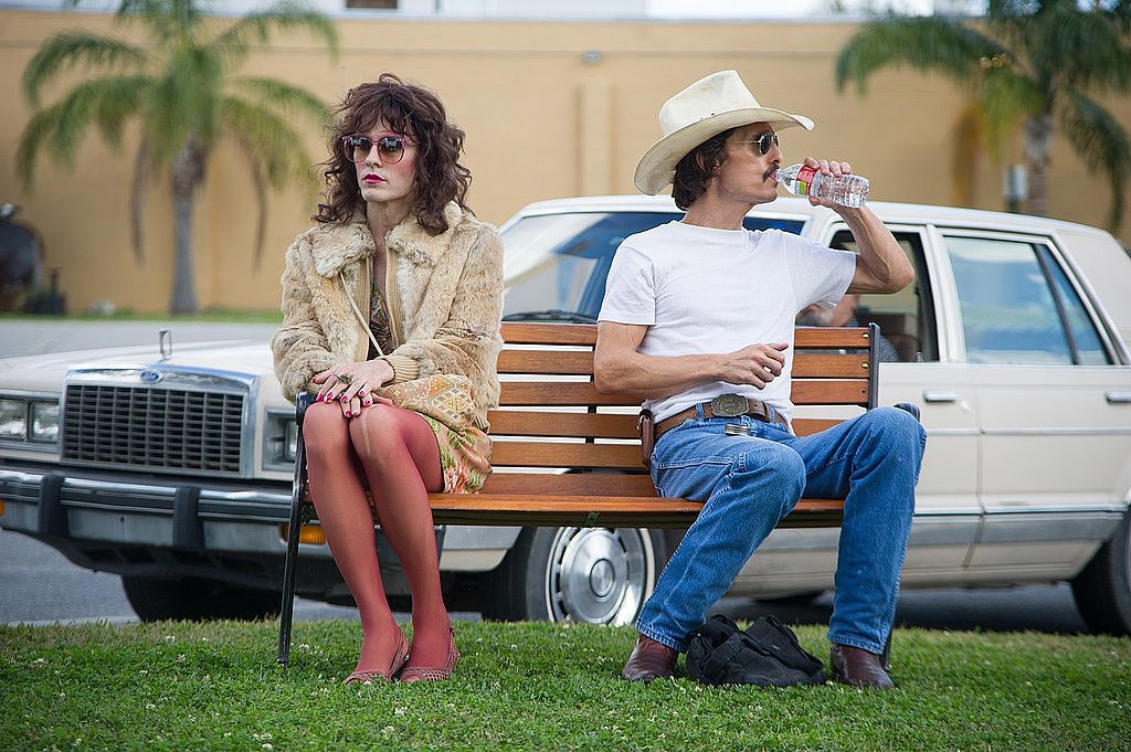 He's Currently Sweeping Award Season For Dallas Buyers Club