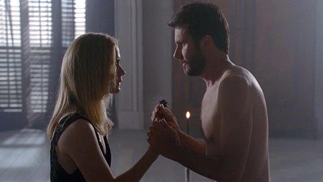 Cordelia and Hank Have Crazy Voodoo Sex