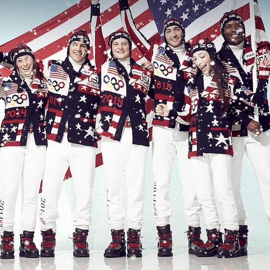 Ralph Lauren 2014 Winter Olympics Uniforms   Pictures