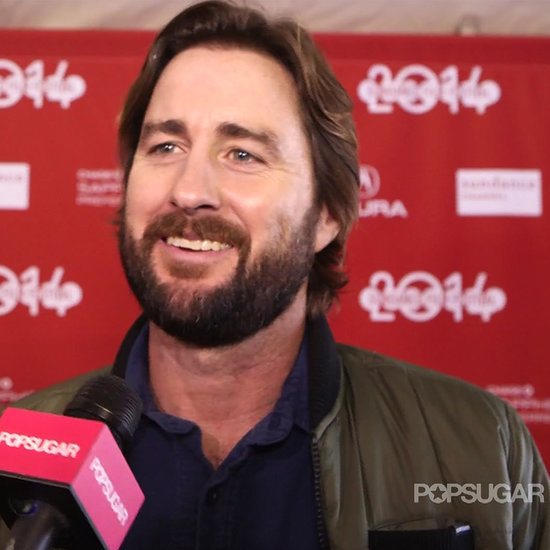 Luke Wilson The Skeleton Twins Interview