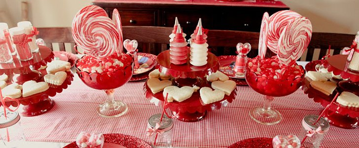 A Sweet Valentine's Day Cookie-Decorating Party