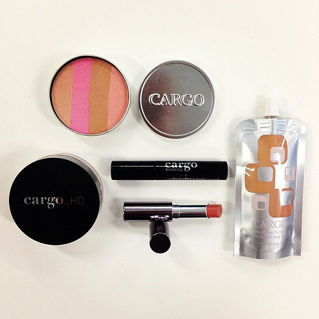 Okay, who remembers Cargo? The professional beauty range was launched in 1996, and became an instant hit, only to drop off the radar in the last few years. Brilliant news is, it's back and available at Kit Cosmetics from February 1!