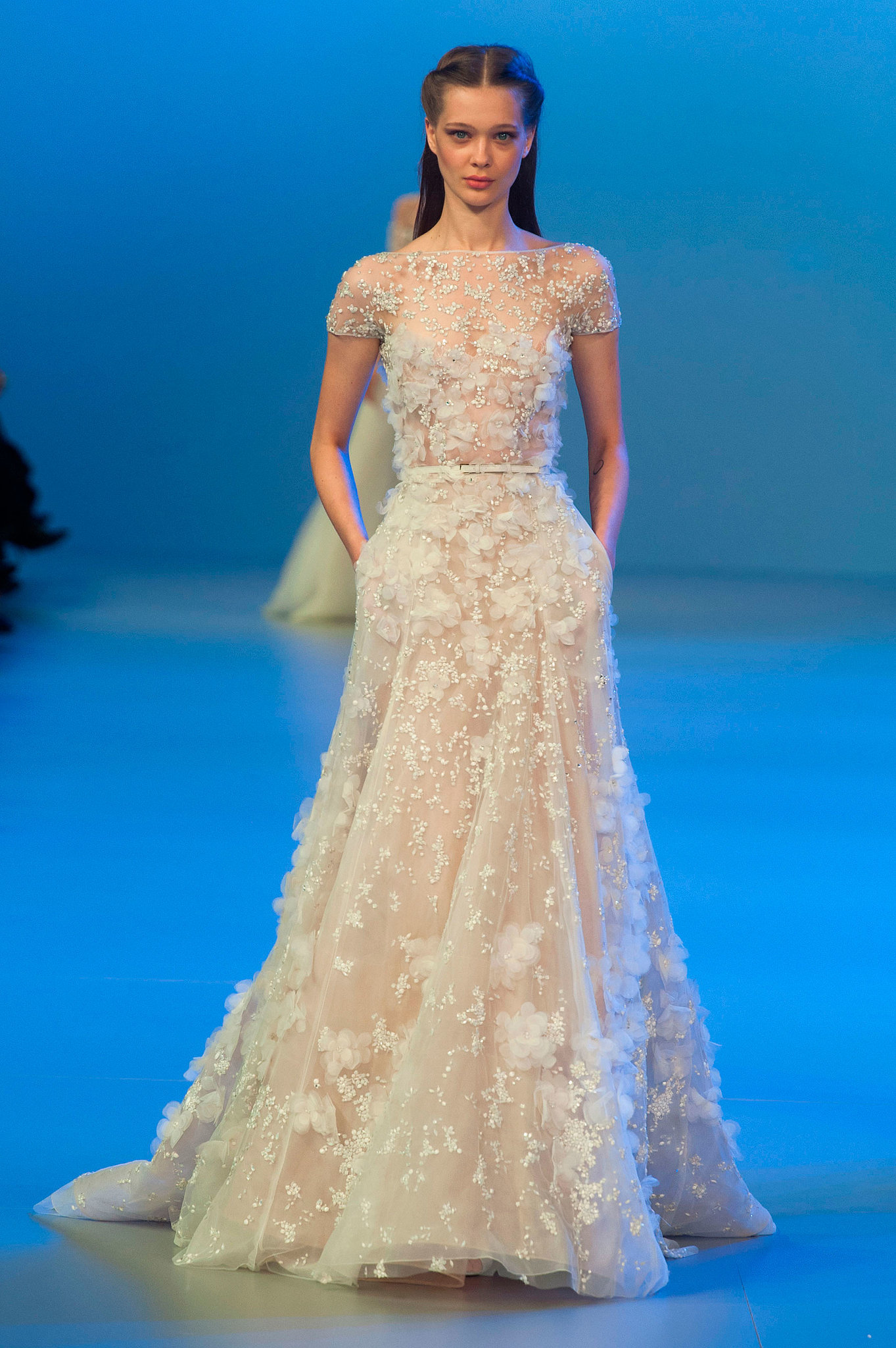 Elie saab haute couture spring 2014 25 couture looks we for 2014 haute couture