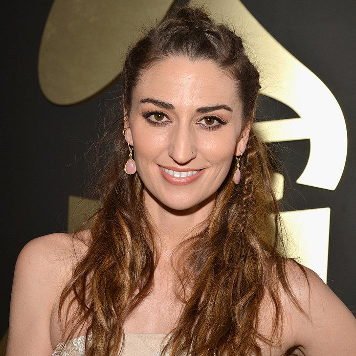 Sara Bareilles's Hair and Makeup at the Grammys 2014