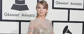 2014 Grammy Awards: Taylor Swift in Gucci