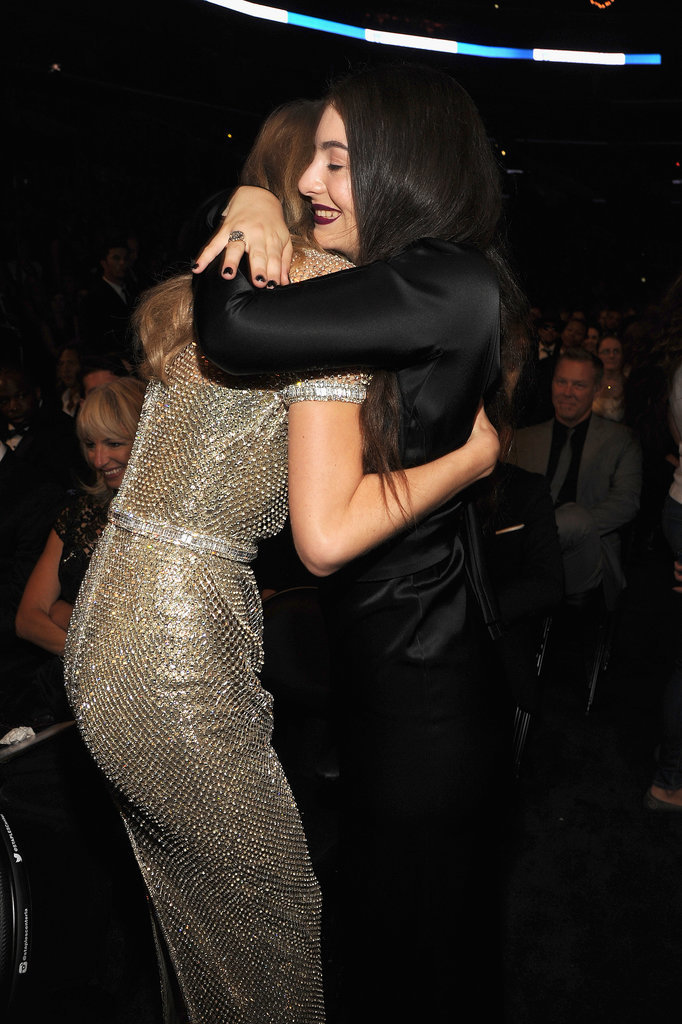 Lorde and Taylor Swift e